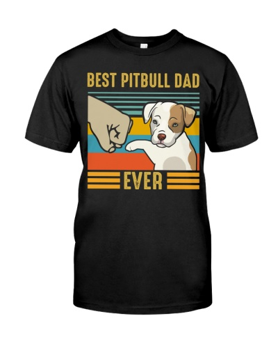 Pit Bull Best Dad Ever