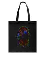 Poodle In My Heart Tote Bag thumbnail
