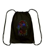 Poodle In My Heart Drawstring Bag thumbnail