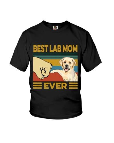 Best Lab Mom Vintage