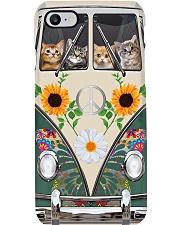 Cat Hippie Bus Phonecase Phone Case i-phone-7-case