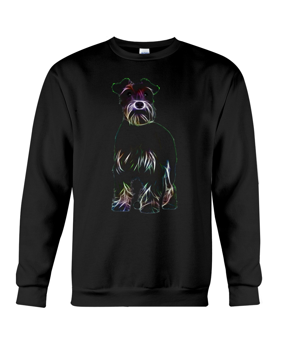 MINIATURE SCHNAUZER Beauty Crewneck Sweatshirt