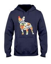 Girls Just Want To Have French Bulldog Hooded Sweatshirt thumbnail