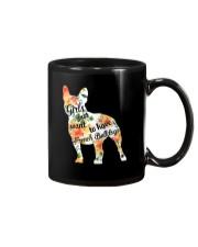 Girls Just Want To Have French Bulldog Mug thumbnail