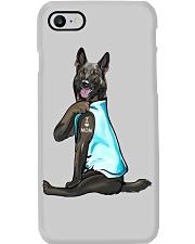 German Shepherd Dog I Love Mom Phone Case thumbnail