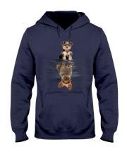 Yorkshire Terrier Dream Hooded Sweatshirt thumbnail