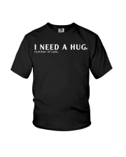 Need A Huge Number of Cats Youth T-Shirt thumbnail