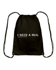 Need A Huge Number of Cats Drawstring Bag front