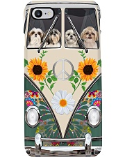 Shih Tzu Peace Love Phone Case i-phone-7-case