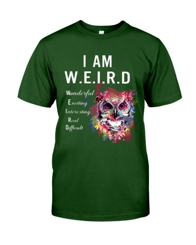 Owl - I Am Weird