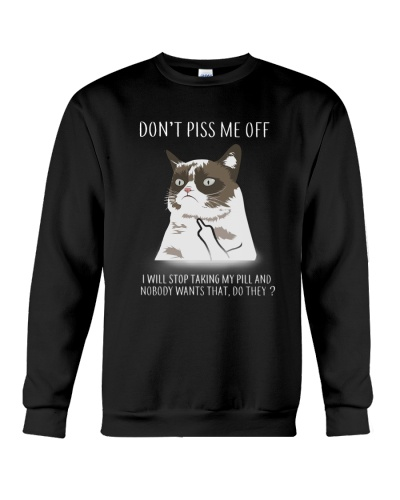 Cats--Don't Piss Me
