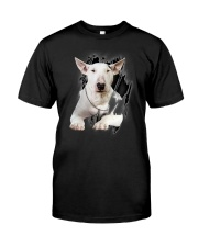 Bull Terrier Beauty Classic T-Shirt thumbnail