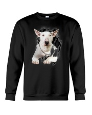 Bull Terrier Beauty Crewneck Sweatshirt tile
