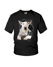 Bull Terrier Beauty Youth T-Shirt thumbnail