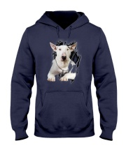 Bull Terrier Beauty Hooded Sweatshirt thumbnail