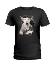 Bull Terrier Beauty Ladies T-Shirt thumbnail