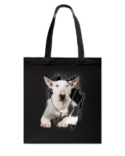 Bull Terrier Beauty Tote Bag tile