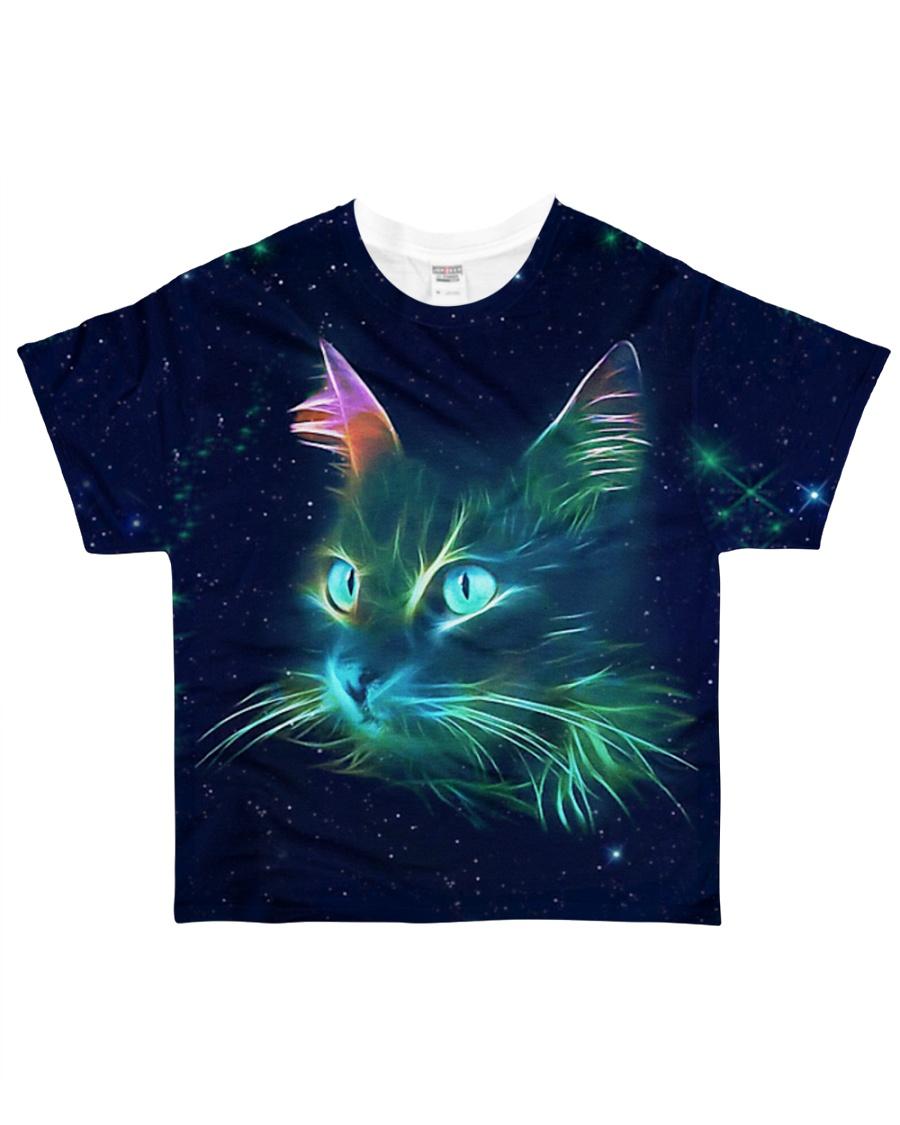 Cat Light All-over T-Shirt