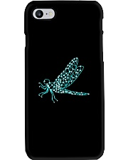 Dragonfly Ruby Phone Case thumbnail