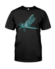 Dragonfly Ruby Classic T-Shirt tile