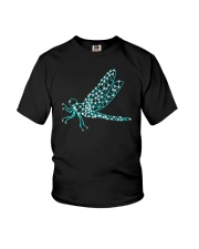 Dragonfly Ruby Youth T-Shirt tile
