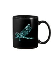 Dragonfly Ruby Mug thumbnail