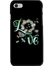 Dragonfly  Love Phone Case thumbnail