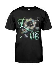 Dragonfly  Love Classic T-Shirt thumbnail