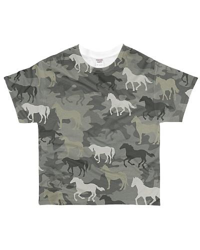 Horse Camouflage