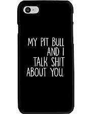 Pit Bull - I and Pit Bull Phone Case thumbnail