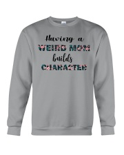 Having a Weird Mom Crewneck Sweatshirt thumbnail