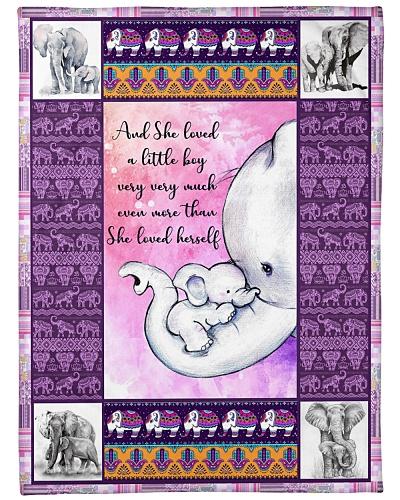 Elephant An She Loved