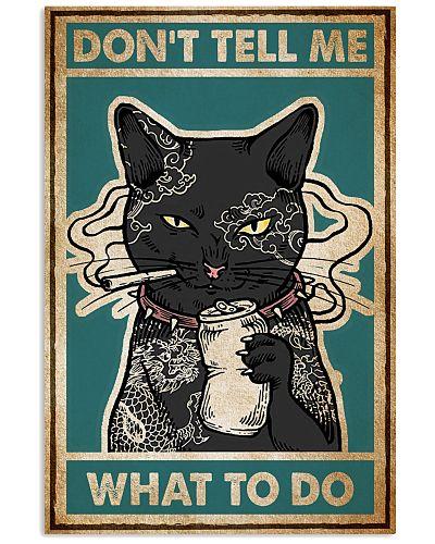 Cat Don't Tell Me