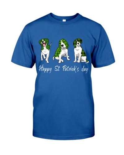 Beagle Patrick's Day