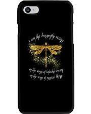 I Am Dragonflies Phone Case tile