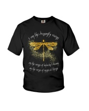 I Am Dragonflies Youth T-Shirt thumbnail