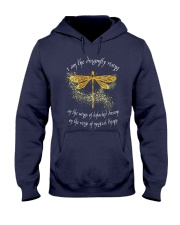 I Am Dragonflies Hooded Sweatshirt tile