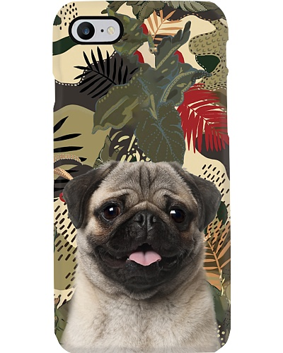 Pug Beauty Phone Case