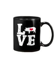 Pigs Love Mug thumbnail
