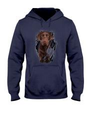 Labrador Beauty Hooded Sweatshirt thumbnail