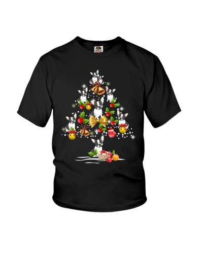 French Bulldog Christmas Tree