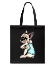 French Bulldog- I'm not pug Tote Bag thumbnail