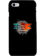 I HAVE THE SPIRIT OF A DRAGONFLY  Phone Case thumbnail