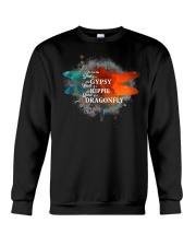 I HAVE THE SPIRIT OF A DRAGONFLY  Crewneck Sweatshirt thumbnail