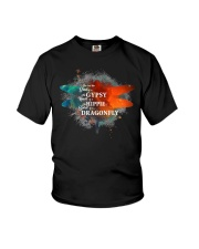 I HAVE THE SPIRIT OF A DRAGONFLY  Youth T-Shirt thumbnail