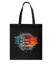 I HAVE THE SPIRIT OF A DRAGONFLY  Tote Bag thumbnail