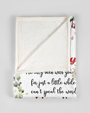 """To My Mummy I've Only Been With You Koala Blanket Small Fleece Blanket - 30"""" x 40"""" aos-coral-fleece-blanket-30x40-lifestyle-front-17"""