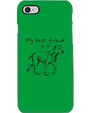 My Best Friend Is A Bull Terrier  Phone Case thumbnail