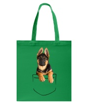German Shepherd Pocket Tote Bag thumbnail