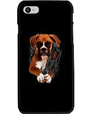 Boxer Beauty Phone Case tile
